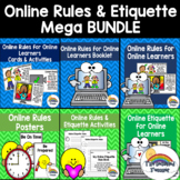 Online Learning Rules and Etiquette for Online Learners  M