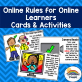 Online Learning Rules and Expectations Activities | Distan