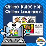 Online Learning Rules and Expectations PowerPoint | Distan
