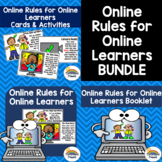 Online Learning Rules and Expectations PowerPoint and Acti