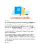 Online Literature Circles Using Google Drive
