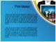 Online Marketing PPT Template