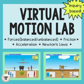Online Motion Lab