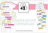Online & Offline communities - Digital citizenship