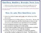 Online Reading Meeting Log-using Google Docs