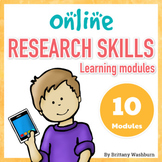 Online Research Skills Complete 10 Module Unit