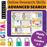 Online Research Skills Digital Breakout: Advanced Search