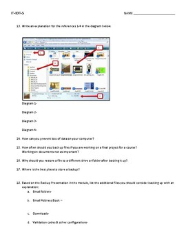 Online Resources Lesson & Notes