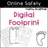 Online Safety Digital Footprint Lesson Plan