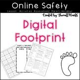 Online Safety Digital Footprint Lesson Plan