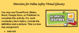 Online Safety Virtual Glossary