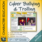 Online Safety and Cyber Bullying Lesson