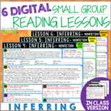 Online & In Class Small Group Reading Lessons: INFERRING -
