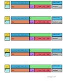 Online Teaching Class Tracker