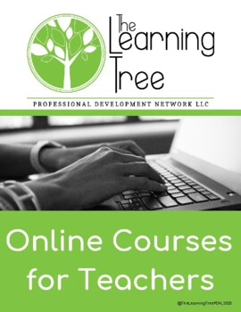 Online Graduate Courses for Teachers by Miss Rae's Room | TpT
