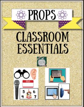 Online Teaching Props/Rewards Bundle