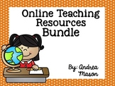 Online Teaching Resources Bundle {VIPKid}