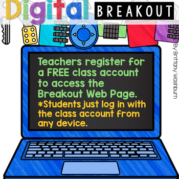 Online Test Taking Tools and Strategies Digital Breakout
