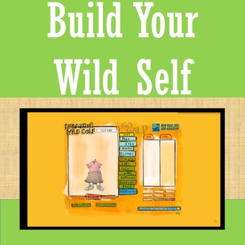 Online Tools - Build Your Wild Self - Animal Adaptations