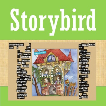 Online Tools - Storybird - Story Creation