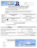 Online Spanish Weather Activity