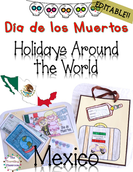 Halloween  Dia de los Muertos Day of the Dead - Holidays Around the World Mexico