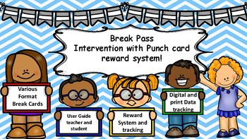 Two Interventions for the Price of 1~ Take a break intervention Deluxe!
