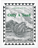Only A Toad-Bilingual Hmong Folktale