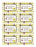 Only Complete 8 Emoji Homework Pass