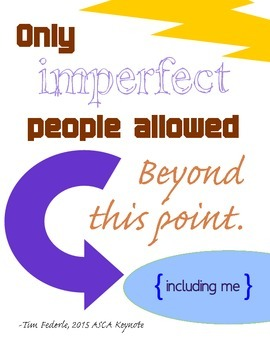 Only Imperfect People Allowed {primary}
