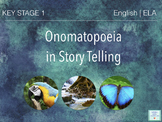Onomatopeia in Story Telling
