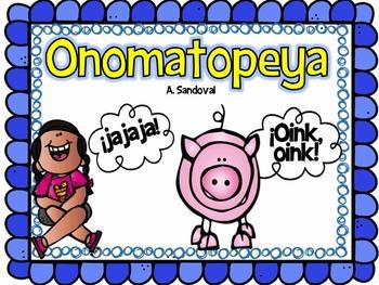 Onomatopeya