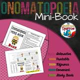 Onomatopoeia Mini-Book (A Perfect Addition to an ELA Inter