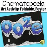 Onomatopoeia Art Activity