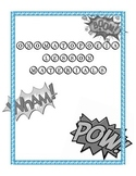 Onomatopoeia Lesson Materials