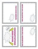 Onomatopoeia Mini Book