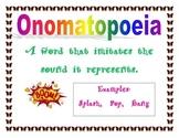Onomatopoeia Poster