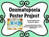 Onomatopoeia Poster Project