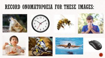 Onomatopoeia Presentation