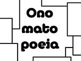 Onomatopoeia (Rap Song)