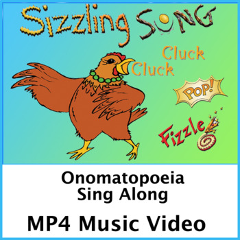 Onomatopoeia Sing Along Video