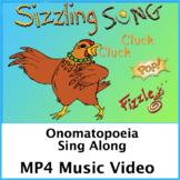 Onomatopoeia Sing Along Video