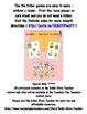 Onomatopoeia Variety File Folder Reading Literacy Center - What Sound? Preschool