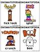Onomatopoeias Flashcards: Sounds
