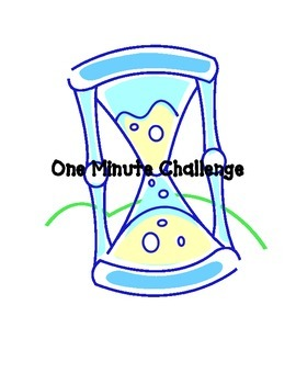One Minute Challenge