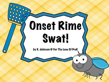Onset Rime Swat