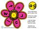 Onset Rimes FUN Flower Set for Pre-K, K, 1st, Special Ed,