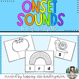 Onset Sounds - Activity Cards