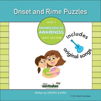 Onset and Rime Puzzles