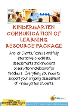 Ontario Communication of Learning Resource Bundle - COMPLETELY INTERACTIVE!